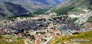 Amasya'da Gezilip Görülmesi Gereken Yerler