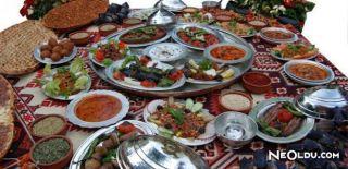 Gaziantep'in Meşhur Lezzetleri