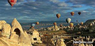 Nevşehir'de Gezilip Görülmezi Gereken Yerler
