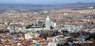 Ankara'da Gezilip Görülmesi Gereken Yerler