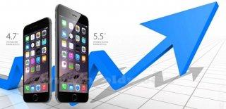 iPhone 6 ve iPhone 6 Plus Zamlandı