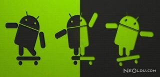 Android'in Gizli Test Menüsü
