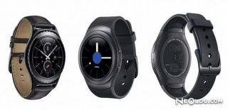 Samsung Gear S2'yi Resmi Olarak Duyurdu