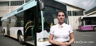 İETT Güneş Enerjili İlk Otobüsünü Tanıttı