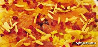Tavuklu İran Pilavı Tarifi