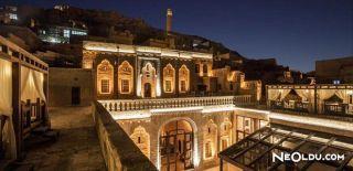 Mardin'in En İyi Otelleri