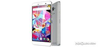 Archos Yeni Akıllı Telefonu Diamond Plus'ı Tanıttı