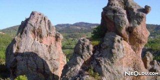 Gelin Kayası Efsanesi