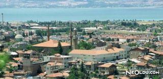 Burdur'da Gezilip Görülmesi Gereken Yerler