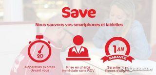 20 Dakikada Telefon Onaran Firma; Save