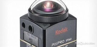 Kodak'tan Yeni 4K Aksiyon Kamerası