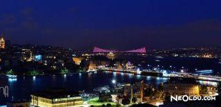 İstanbul'un En Güzel Manzaraya Sahip Restoranları