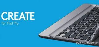 Logitech'ten iPad Pro'ya Klavye
