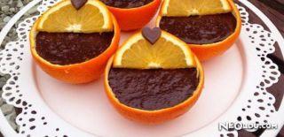 Çocuklarınıza Meyveyi Sevdirecek Tarif: Portakal Dolması