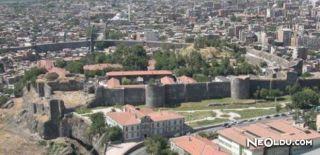 Diyarbakır'da Gezilip Görülmesi Gereken Yerler