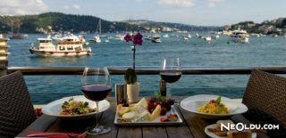 İstanbul'da Deniz Kenarında Yemek Yiyebileceğiniz Mekanlar
