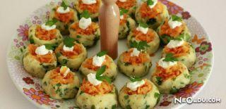 Patates Yuvasında Soslu Havuç Tarifi