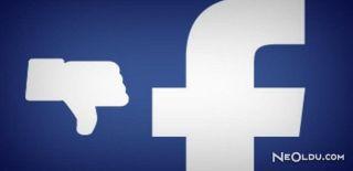 Facebook'a Dislike Tuşu Geliyor