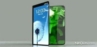 Samsung'dan Katlanabilir Akıllı Telefon Geliyor