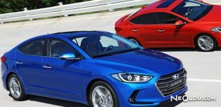 Hyundai Yeni 'Elantra'yı Tanıttı
