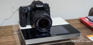 Yeni Nesil Canon Makineler Kablosuz şarj Olacak