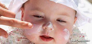 Bebeğinize Güneş Kremi Sürmeyiniz