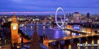 Londra'da Görülmesi Gereken Yerler