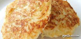 Kaşarlı Patates Mücveri Tarifi