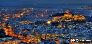 Atina'da Gezilip Görülmesi Gereken Yerler