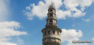 Beyazıt Yangın Kulesi'nin İlginç Tarihi
