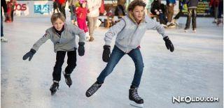Kışın En Eğlenceli Etkinliği: Buz Pateni