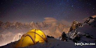 Heyecan Uyandıran 6 Kış Kamp Rotası