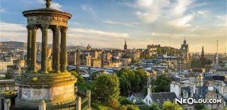Edinburgh'da Gezilip Görülmesi Gereken Yerler
