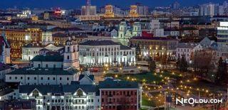 Minsk'te Gezilip Görülmesi Gereken Yerler