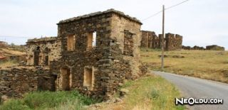 Kaderine Terk Edilmiş Tarihi 11 Köy