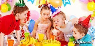 Avrupa Yakası Çocuk Parti Evleri