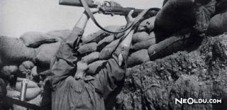 Avustralya İlk Resmi Savaşını İki Türk'e Karşı Verdi