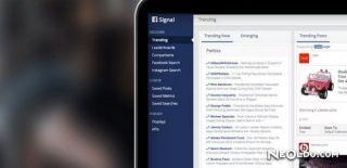 Facebook'un Yeni Veri Kaynağı : Signal