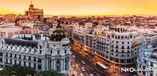 Madrid'de Gezilip Görülmesi Gereken Yerler