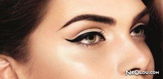Trend Kuyruklu Eyeliner