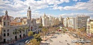 Valensiya'da Gezilip Görülmesi Gereken Yerler