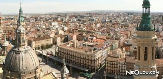 Zaragoza'da Gezilip Görülmesi Gereken Yerler