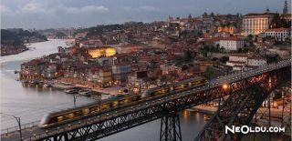 Porto'da Gezilip Görülmesi Gereken Yerler