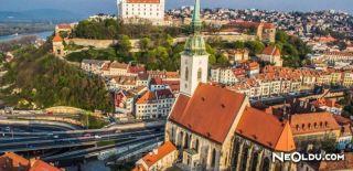 Bratislava'da Gezilip Görülmesi Gereken Yerler