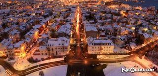 Reykjavik'te Gezilip Görülmesi Gereken Yerler