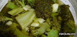 Brokoli Turşusu Tarifi