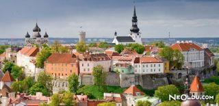 Tallinn'de Gezilip Görülmesi Gereken Yerler
