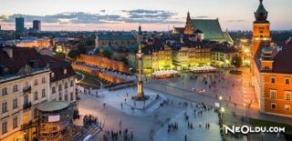 Varşova'da Gezilip Görülmesi Gereken Yerler