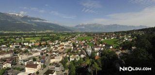 Vaduz'da Gezilip Görülmesi Gereken Yerler