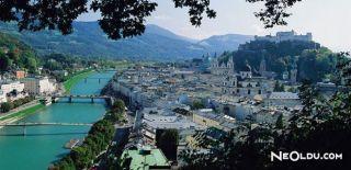 Salzburg'da Gezilip Görülmesi Gereken Yerler